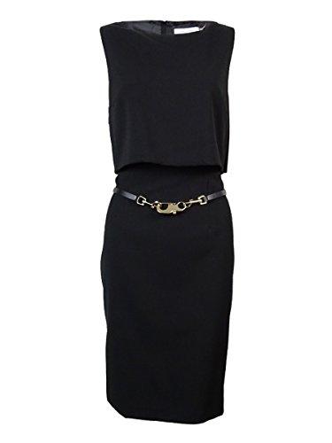 Buy belted blazer over dress - 2