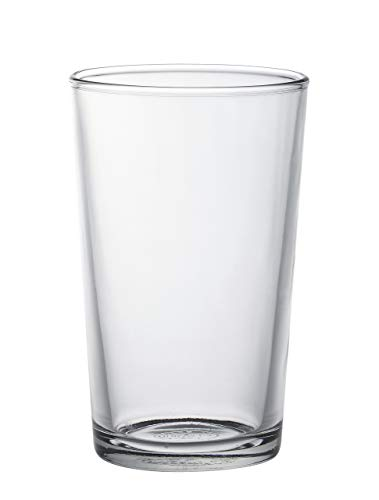 Duralex Made In France Unie Glass Tumbler (Set of 6) 9.87 oz, Clear