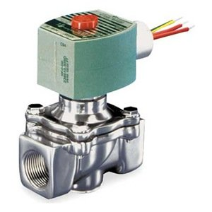 Solenoid Valve, 1/2 In by Red Hat