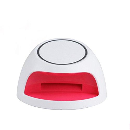 W Mini Nail Lamp Battery Powered Fast Drying Uv Nail Dryer