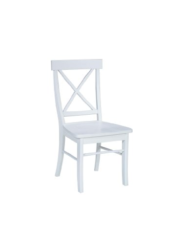 x back kitchen chairs - 4