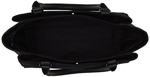 712 T S b Mujer Cm Mano H bags Schwarz 5 X 12x21x29 94 4475 39 Carteras De oliver black schwarz HqgAq4