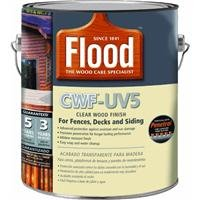 Flood Cwf-Uv5 Wood Finish Oil Base Natural 1 Gal ()