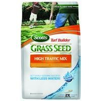 Scotts 18154 Turf Builder High Traffic Mix Grass Seed, 3 Lbs