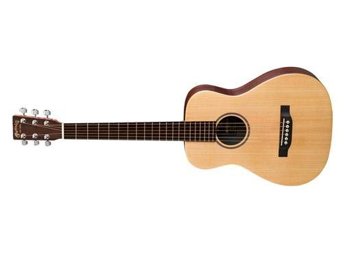 Martin LX1E Little Martin Left-Handed Acoustic-Electric Guitar
