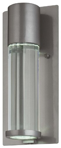 Minka Lavery 72321-247 1 Light Wall Mount in Tinted Silver