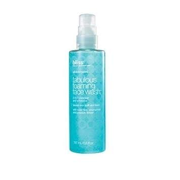 Bliss Fabulous Foaming Face Wash, 6.7 Fluid Ounce