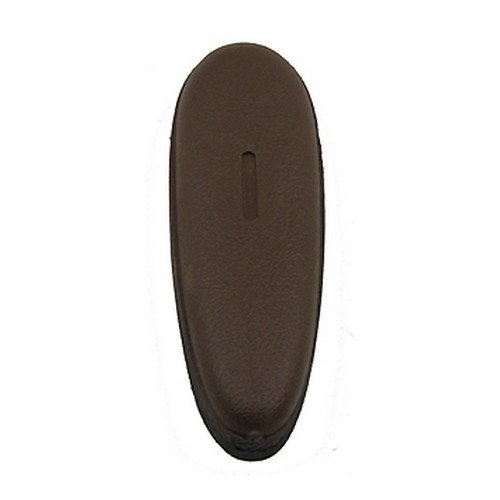Pachmayr 01411 D752B Decelerator Old English Recoil Pad, Brown, Medium.80 Thick by Pachmayr