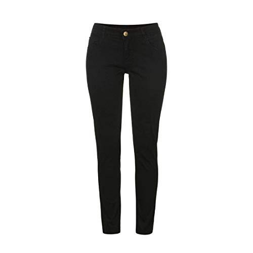 Comode Skinny Color Solid Abiti Pantaloni Stretch Slim Jeans Uomo Motociclista Fashion Aderenti Nero Fit Pants Da Glich Taglie 0wxOBqz