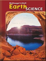 McDougal Littell Middle School Science: Student Edition Single Volume Edition Grades 6-8 Earth Science 2005