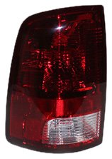 TYC 11-6309-00 Dodge Ram Pickup Passenger Side Replacement Tail Light Assembly