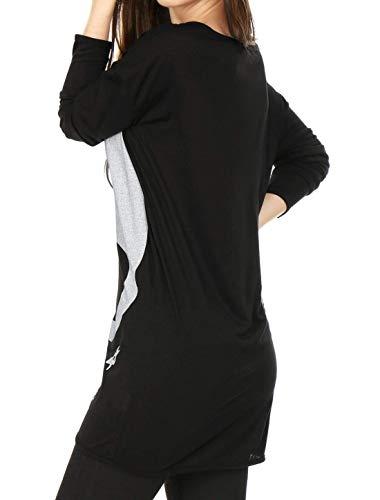 Longues Basic Confortable Branch Squelette Modle Top lgant Longues Casual Rond Impression Et Top Chemise Femme Mode Blusen Schwarz Vetement Col Manches Haut 6qUYgxPOw