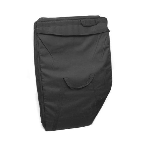 (Door Storage Bag Kit, Rear; 07-19 Jeep Wrangler/Gladiator)