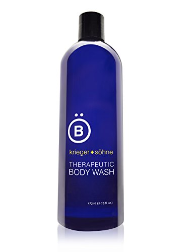 k + s Moisturizing Body Wash for Men - Men Sensitive Skin Body Wash