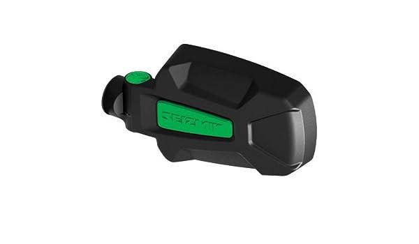 Seizmik Pursuit UTV Side View Mirrors Color Accent Kit Green for Textron WILDCAT XX 2018