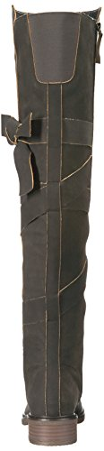 Kelsi Dagger Brooklyn Womens Colby Over The Knee Boot Black w9fSIDSy