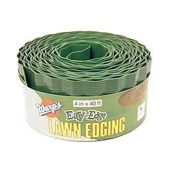 Warp Brothers Easy-Edge Green Lawn - Care Lawn Edging