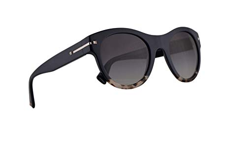 Valentino VA 4020 Sunglasses Blue Ice Havana w/Grey, used for sale  Delivered anywhere in USA