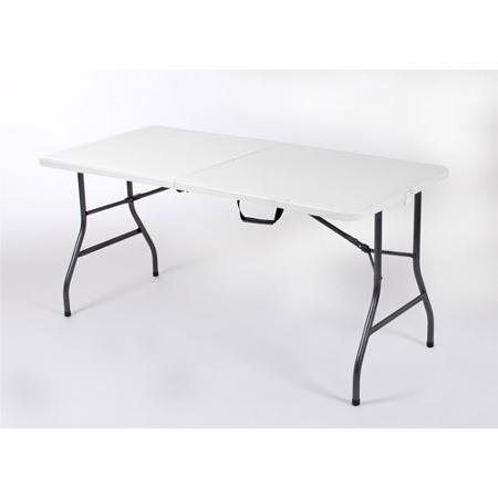 Mainstays 5' Centerfold Table, White ()