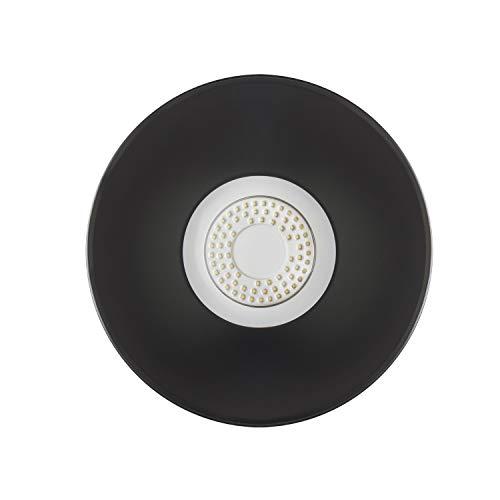 Outdoor Barn Security Flood Light, Integrated LED, 42W, 4000 Lumens, 120V, 5000K Daylight, Photocell, Dusk to Dawn Sensor, Weatherproof, ETL Certified