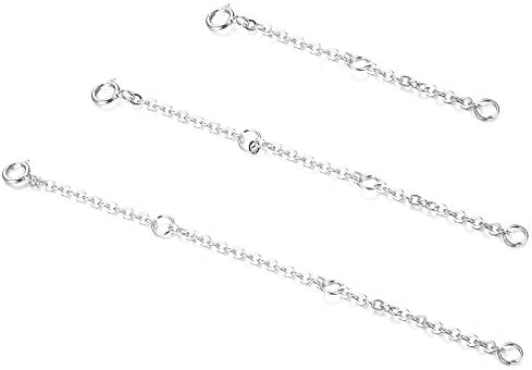 Sllaiss Sterling Necklace Extender Adjustable product image