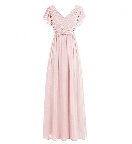 Kleid Rose KA Beauty Kleid Damen Damen KA Beauty vxwZ070