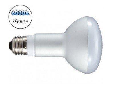 MATEL M291675 - Bombilla led e27 reflectora r-80 10w - 950 lumenes: Amazon.es: Hogar