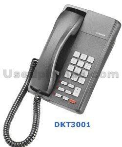 Toshiba Dkt 3000 Series - Toshiba Toshiba DKT 3001
