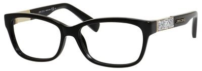 JIMMY CHOO Eyeglasses 110 029A Shiny