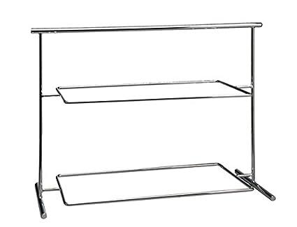 "MeinTablett – Estructura GN de Pure "","" XL, metal (Cromado"