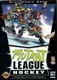 Mutant League Hockey - Sega Genesis