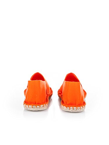 38 Cotton 5 Orange US EU Classic Espadrij LORIGINALE 7 Womens Size Espadrilles BxqxwZT8