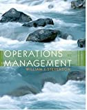 Operations Management, Stevenson, William J., 0073041912