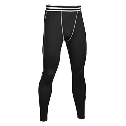 Gym Pantalones Leggings Hombre Baloncesto Correr Workout Exercise ...
