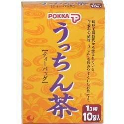 沖縄ポッカのうっちん茶ティーパック