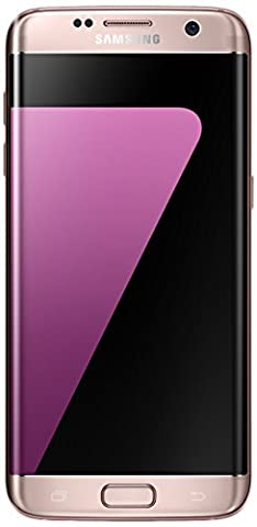 Samsung Galaxy S7 Edge SM-G935F 32GB Android Single-SIM Factory Unlocked 4G/LTE Smartphone (Rose Gold) - International (Samsung 157 Unlocked)