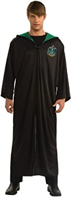Rubies Costumes Harry Potter - Slytherin Adult Robe