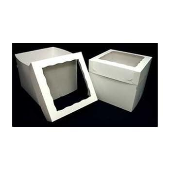 Golda S Kitchen Cake Box 12 12 10 Window