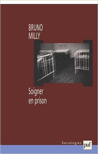 Livre Soigner en prison pdf epub
