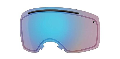 Smith Optics IO7 Men's Replacement Lens Eyewear Accessories - ChromaPop Storm Rose - Flash Around Lens