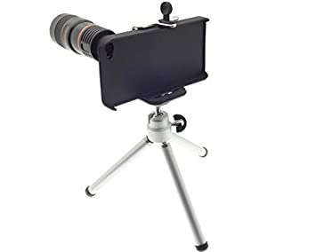 Zoom teleskop iphone g s foto teleobjektiv linse amazon