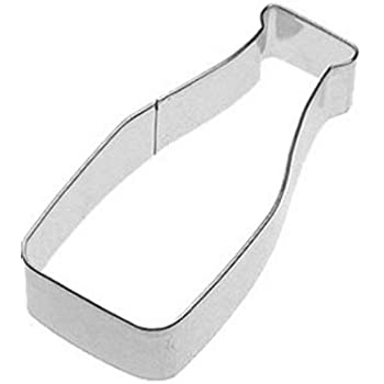 Milk Bottle 4.75 Cookie Cutter