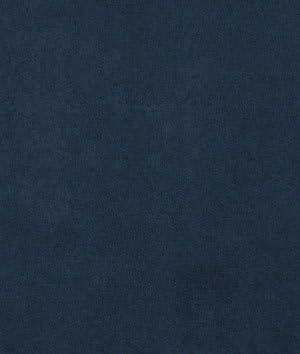Clothing fabric suede Uni light blue