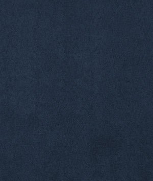 Navy Blue Microsuede Fabric - by the Yard