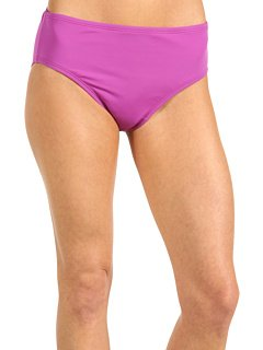 Speedo High-Waist Bottom with Core Compression Swimsuit size 12