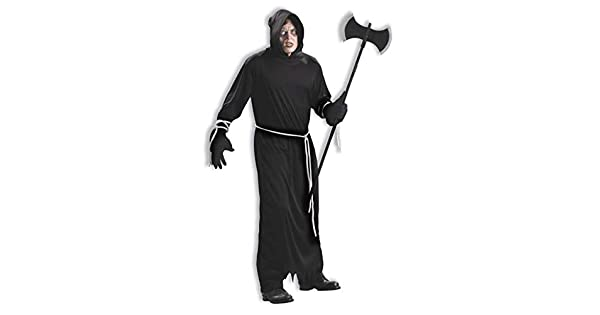 Amazon.com: Forum Novelties la muerte de Robe Costume ...