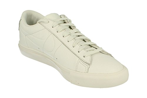 Nike Men's Blazer Low Fitness Shoes, White, Varsity Maize-Black Summit White 109