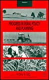 Progress in Rural Policy and Planning, , 0471949116