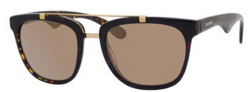 4596568302722 Carrera 6008 S Sunglasses CA6008S-0HCN-E4-5021 - Havana   Light Gold ...