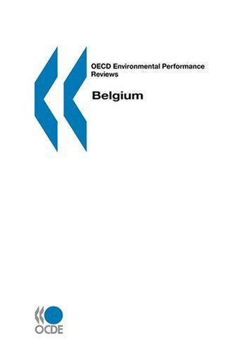 Download OECD Environmental Performance Reviews Belgium ebook